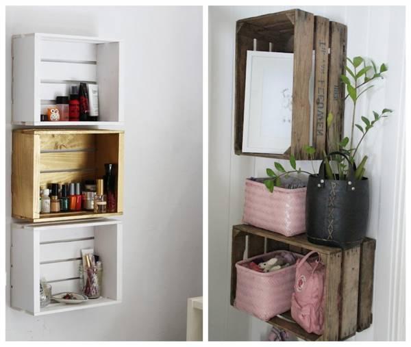 Acheter Caisse en bois jardinage et caisse a pomme blanche promotion 1