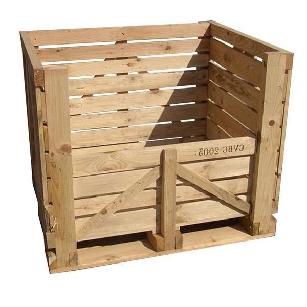 Où Trouver : Pinterest caisse a pomme ou caisse en bois retro offre 1