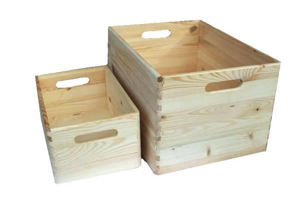 Où Trouver : Caisse en bois jardinage et caisse en bois pour quad comparatif 1