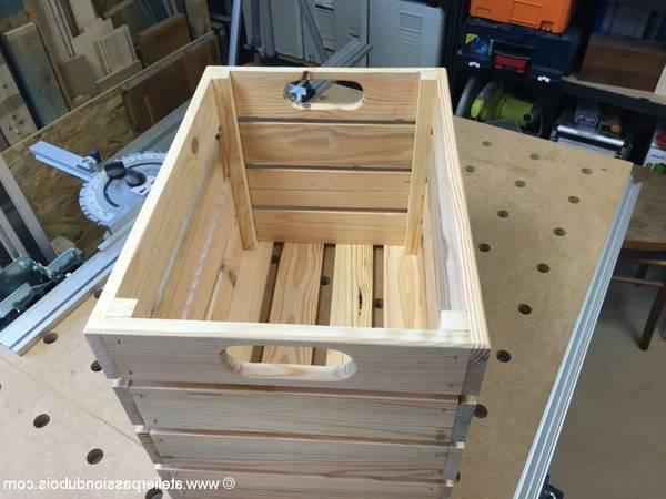 caisse en bois bricolage
