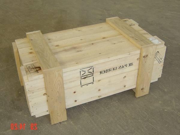 caisse en bois hauteur 15 cm