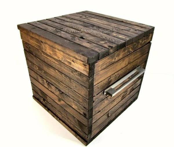 caisse en bois ouedkniss