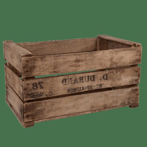 Acheter Caisse en bois neuve pour caisse à vin en bois doccasion comparatif 1
