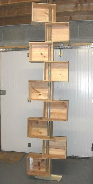 caisse en bois alinea
