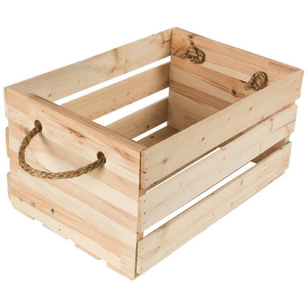 caisse à pomme en bois