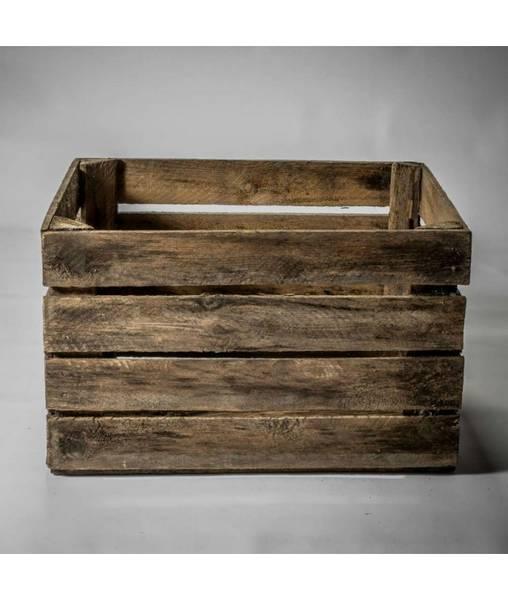 Où Trouver : Caisse en bois gratuit / caisse en bois industrielle offre 1