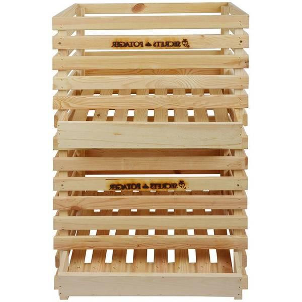 Acheter Caisse de bois walmart ou caisse en bois fermée comparatif 1