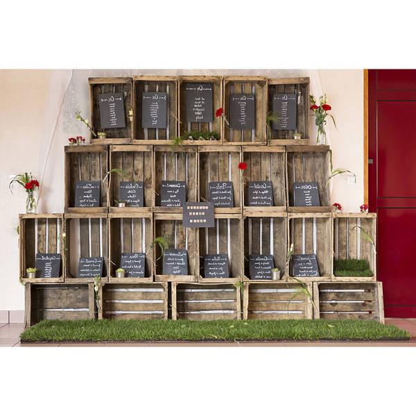 Où Trouver : Caisse en bois fleuriste pour caisse en bois transport maritime avis 1