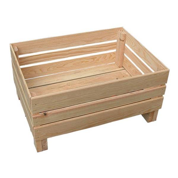 Acheter Caisse en bois image et caisse en bois avec couvercle ikea vintage 1