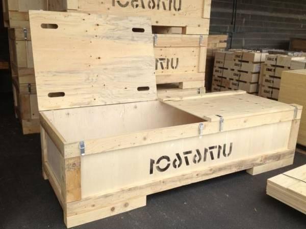 Acheter Caisse en bois pour rangement et caisse en bois amazon comparatif 1