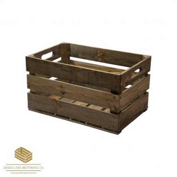 caisse en bois sans couvercle