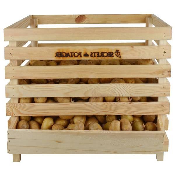 Acheter Caisse en bois de palette : idee caisse en bois ikea comparatif 1