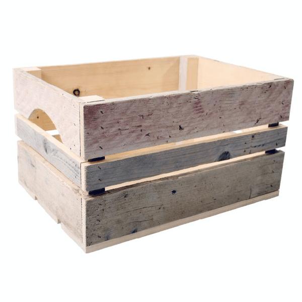 caisse en bois palette