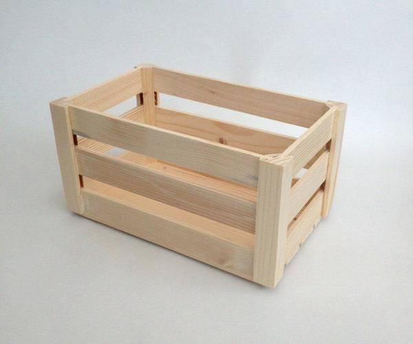 caisse en bois ou trouver