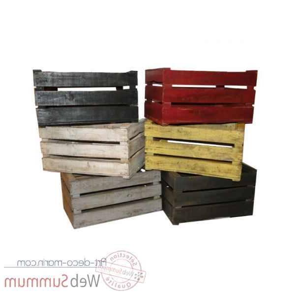 Acheter Caisse en bois rouen et caisse plastique pomme occasion offre 1