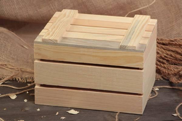 caisse en bois jumbo