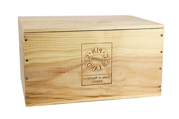 Acheter Caisse a pomme decoration : une caisse en bois comparatif 1