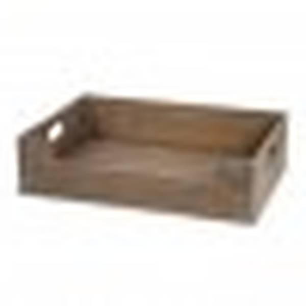 Où Trouver : Caisse a pomme en bois occasion suisse / caisse en bois babou deco 1