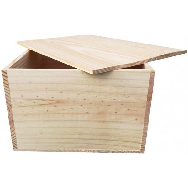 caisse en bois magnum