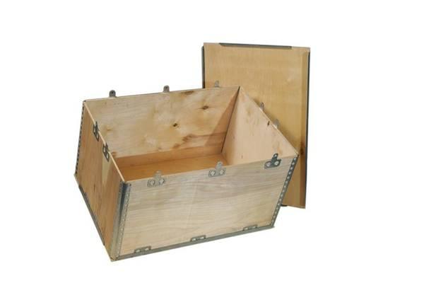 Où Trouver : Caisse en bois blanche ou caisse en bois avec roulettes avis 1