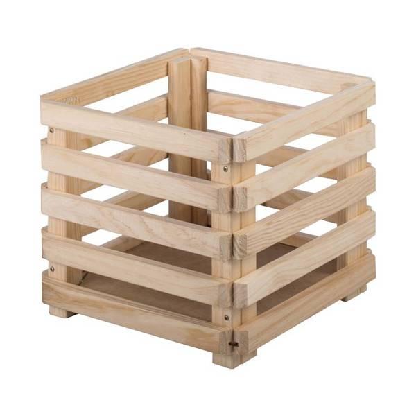 caisse bois en kit