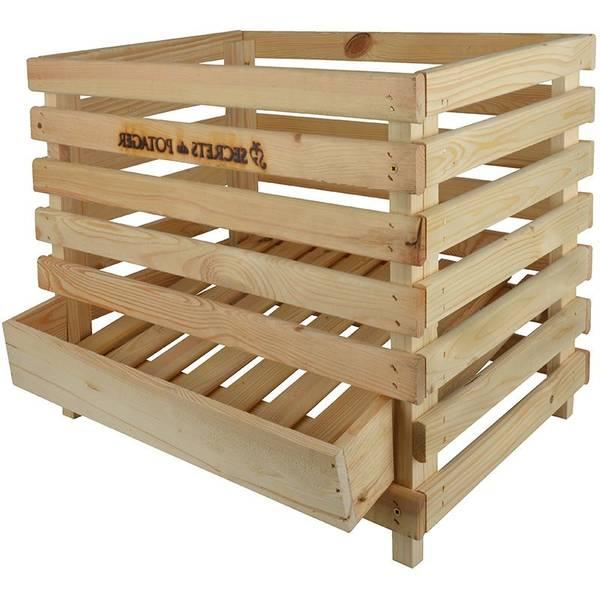 Acheter Caisse en bois couvercle et caisse en bois brico vintage 1