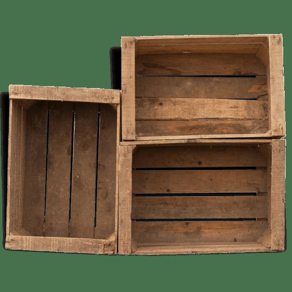 caisse bois yacco