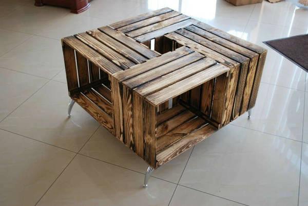 Où Trouver : Caisse pomme blanc / caisse en bois casa offre 1