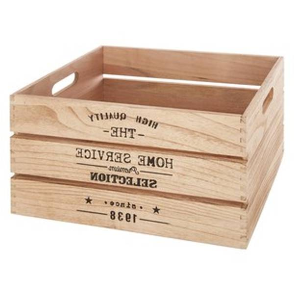 Acheter Jardiniere caisse a pomme pour caisse en bois pour legumes offre 1