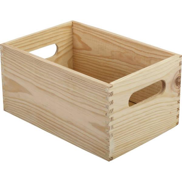 la caisse en bois