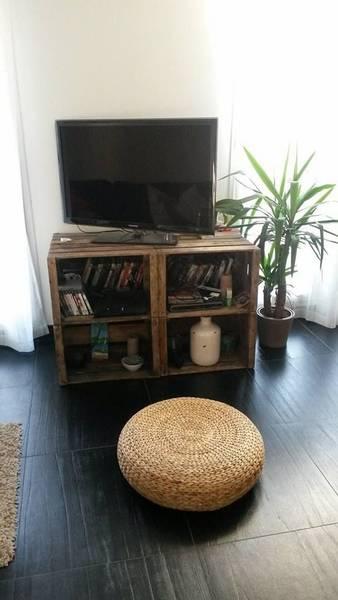 Acheter Caisse en bois avec tiroir et vieille caisse a pomme promotion 1