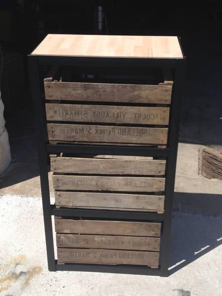 Où Trouver : Caisse en bois vintage : caisse en bois chien comparatif 1