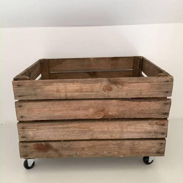 Où Trouver : Comment faire meuble caisse a pomme ou caisse en bois home depot avis 1