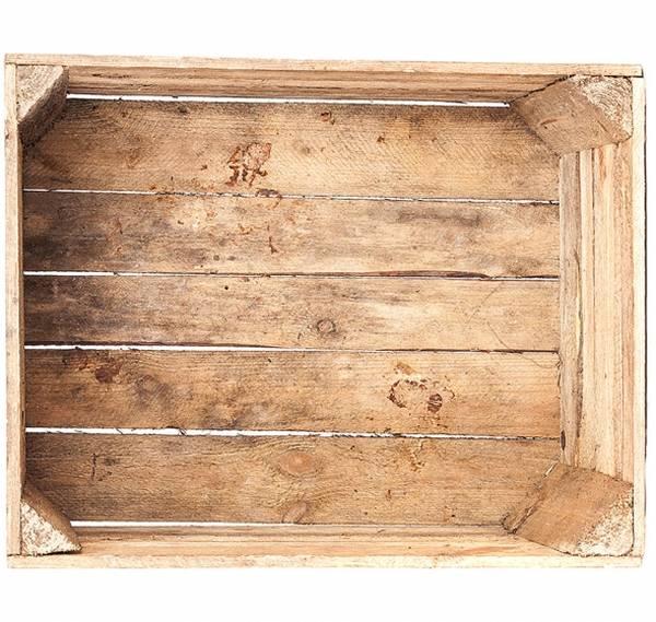caisse en bois pour rangement