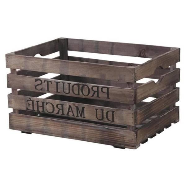 Où Trouver : Caisse en bois pour outils pour caisse en bois schweppes promotion 1