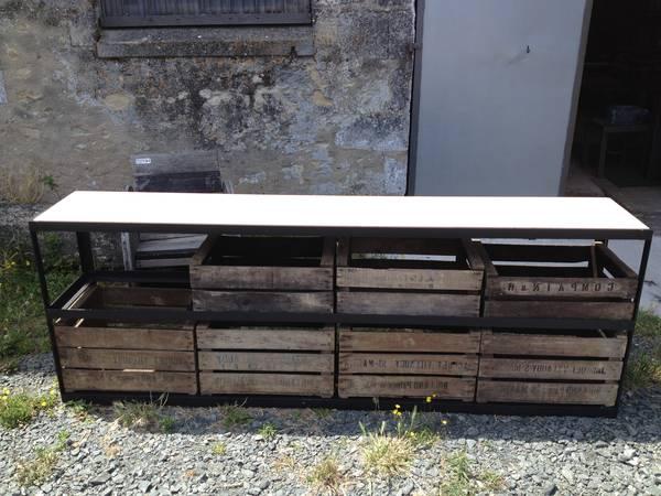 Acheter Caisse en bois simply a box / caisse en bois rouen comparatif 1