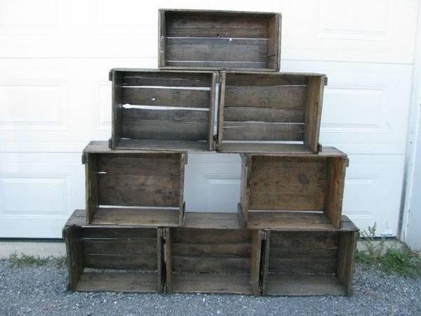 Acheter Caisse en bois nicolas pour renover une caisse en bois comparatif 1