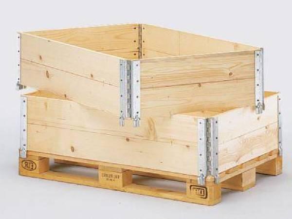 Où Trouver : Caisse a pomme en bois : caisse en bois table de nuit offre 1