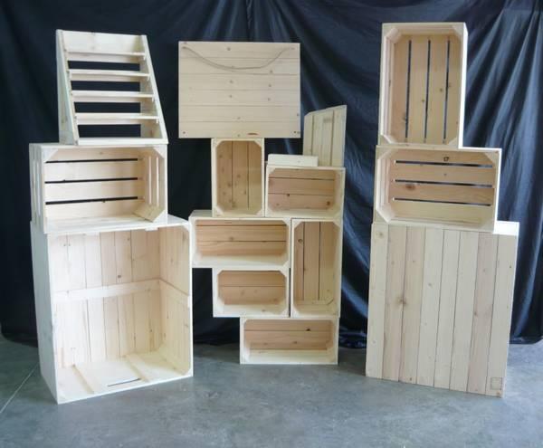 Où Trouver : Caisse bois norme nimp15 / petite caisse en bois ikea comparatif 1