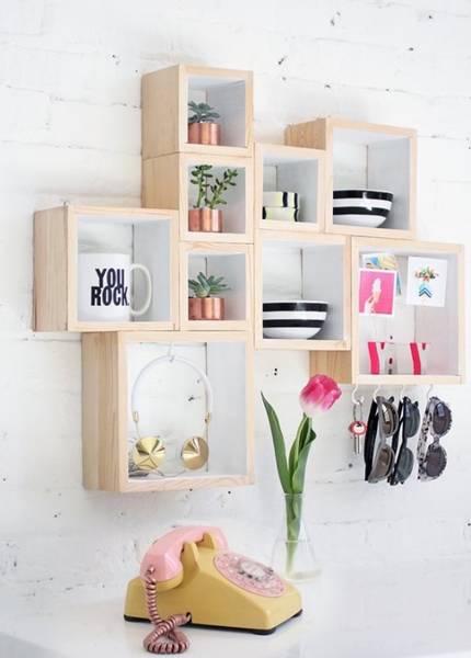 Où Trouver : Caisse en bois idee ou caisse en bois grande deco 1
