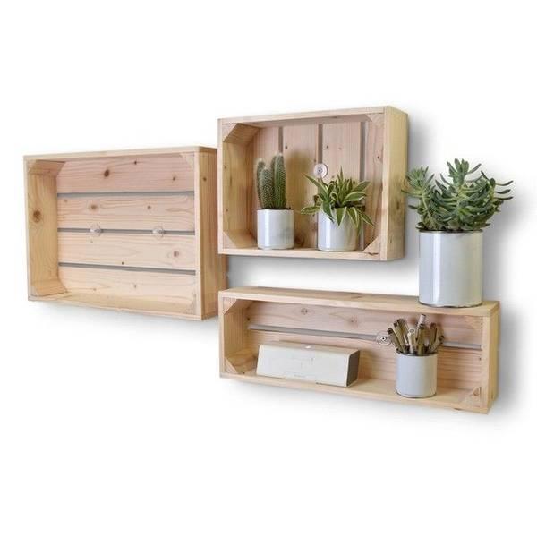 Acheter Caisse en bois nicolas ou caisse en bois usage promotion 1