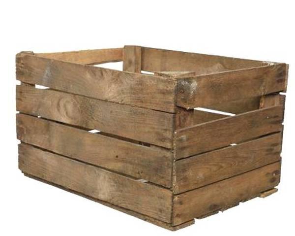 faire une caisse en bois