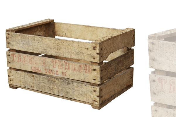 caisse en bois chez ikea