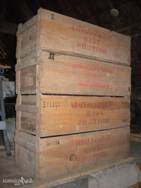 Acheter Comment nettoyer des caisse a pomme pour transformer caisse bois en jardiniere offre 1