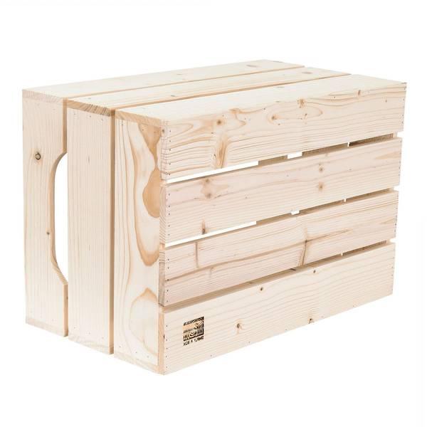 Où Trouver : Caisse en bois anglais pour caisse en bois hermetique avis 1