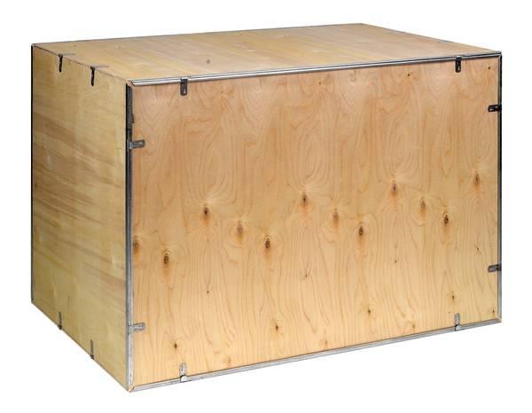 Acheter Caisse en bois johnnie walker et caisse en bois pour transport vintage 1