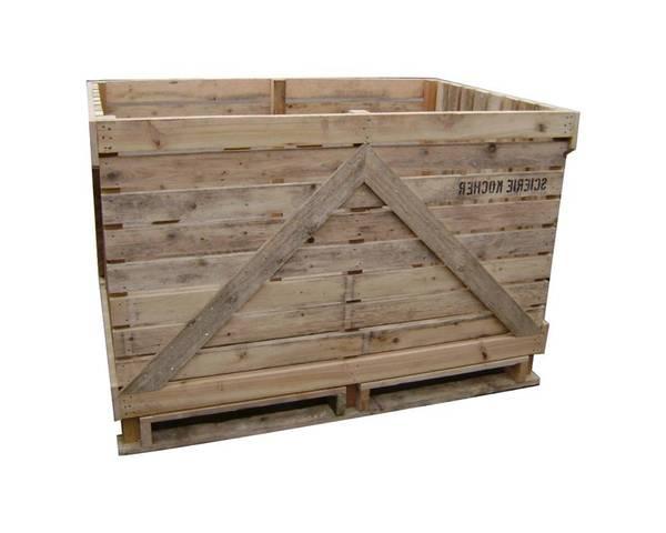 customiser caisse en bois ikea