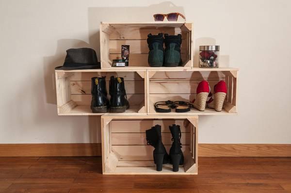 Acheter Caisse en bois sostrene grene / caisse a pomme bibliotheque comparatif 1