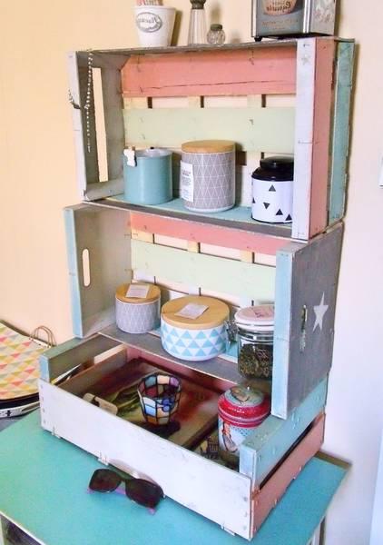 Où Trouver : Caisse outils bois et caisse a pomme deco 1
