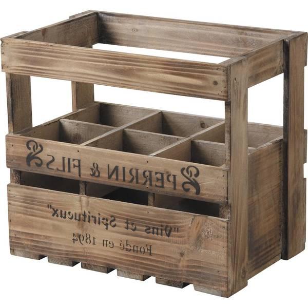 Acheter Caisse en bois pour quad pour caisse en bois vintage maison du monde deco 1